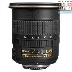 Nikon 12-24mm f/4G