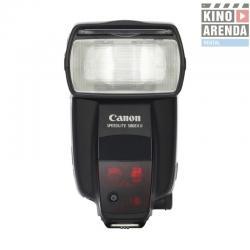 Canon Speedlite 580 EX II