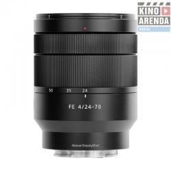 Sony E 24-70mm F4 ZA OSS | SEL2470Z