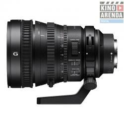 Sony FE PZ 28-135mm F4 G OSS | SELP28135G